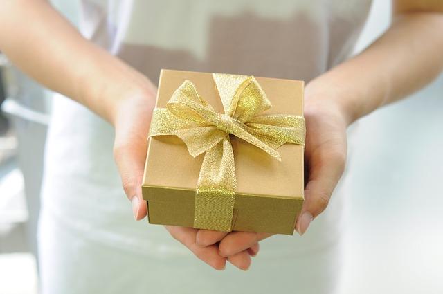 esküvői ajándék csomagolás nyitókép