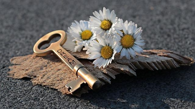 kulcs a másik szívéhez